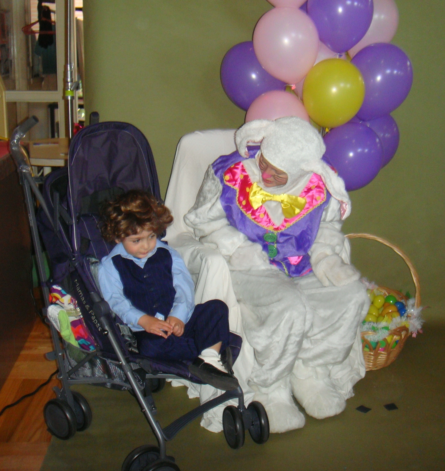 flying balloon kussen esprit