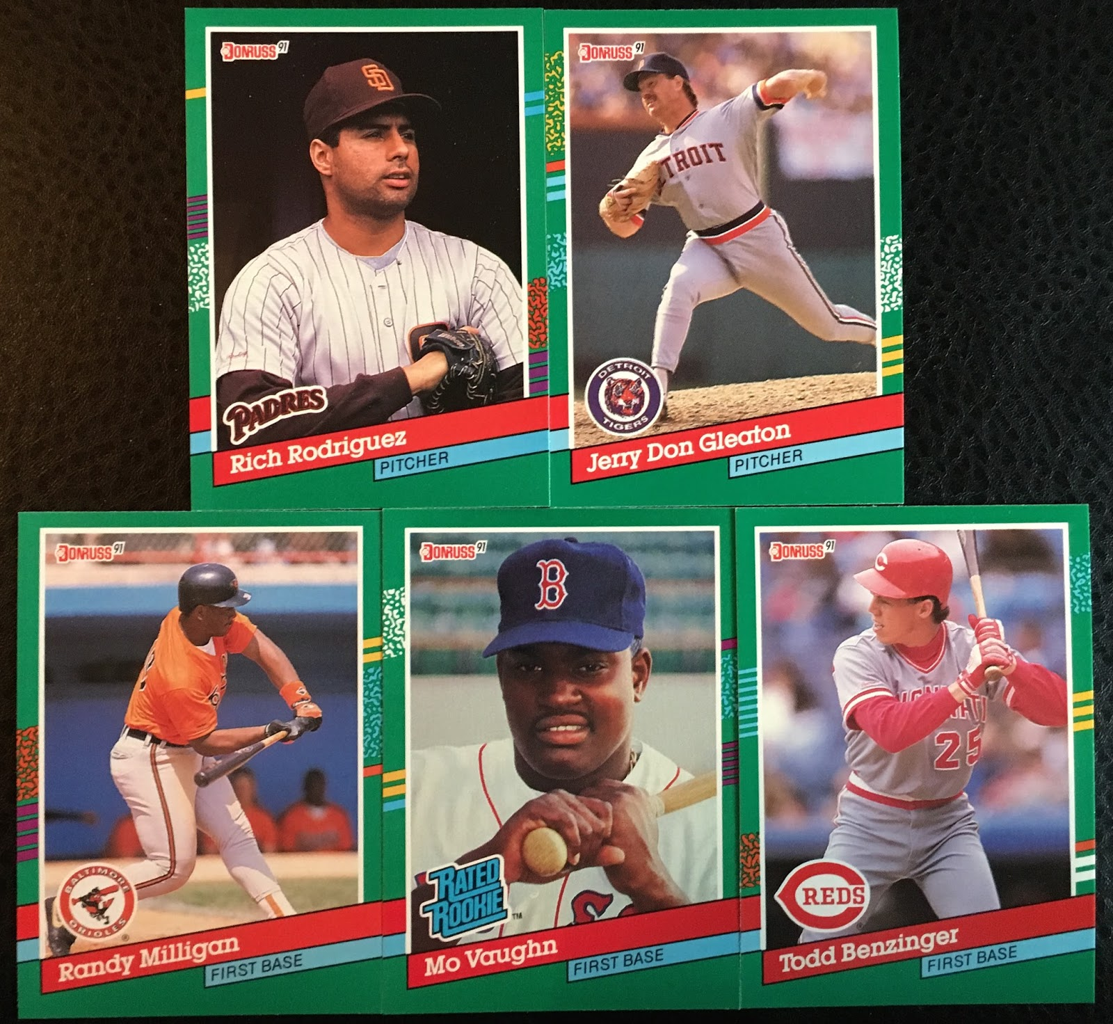 Cardboard Clubhouse Ripping Some Junk Wax Packs