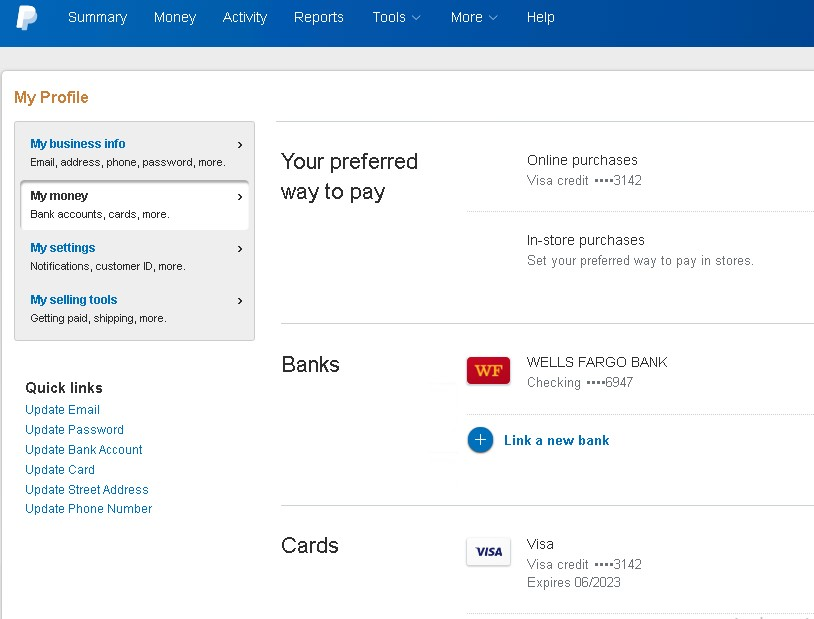 Paypal hacked accounts list