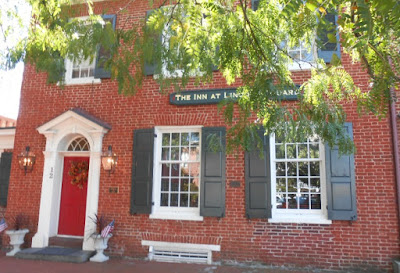 The Inn at Lincoln Square in Gettysburg Pennsylvania