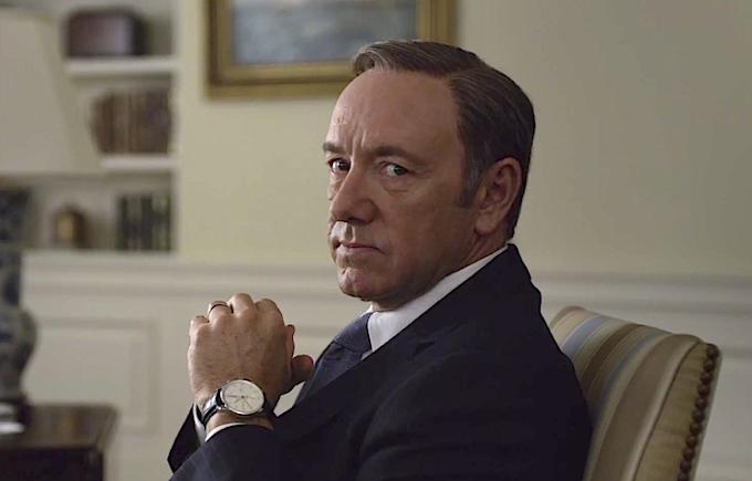 """Após escandalo sexual envolvendo Kevin Spacey, Netflix cancela """"House of Cards"""""""