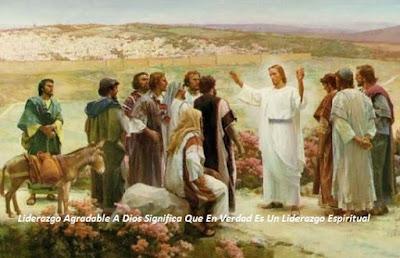 Liderazgo Agradable A Dios o Espiritual