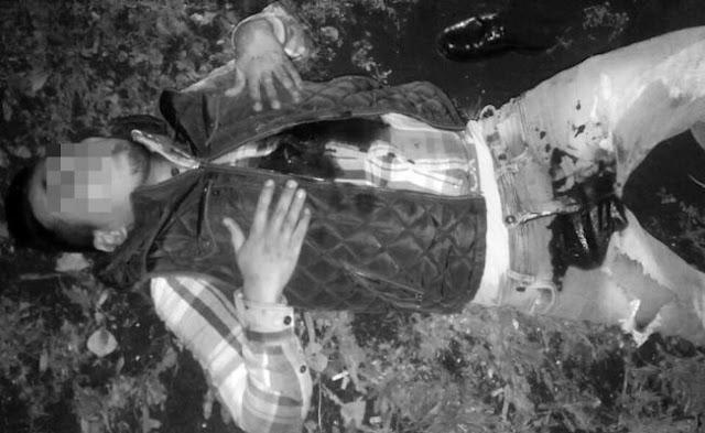 Justiciero Ciudadano balea a un asaltante de pasajeros