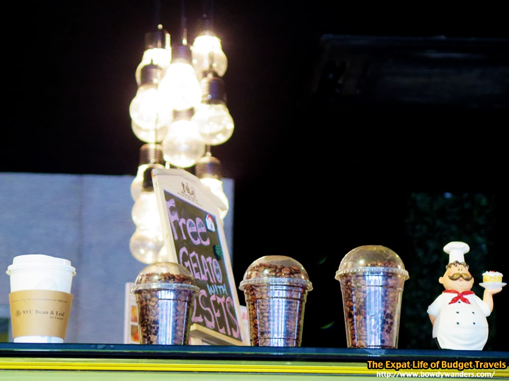bowdywanders.com Singapore Travel Blog Philippines Photo :: Singapore :: 93°C Bean & Leaf Café, Holland Village