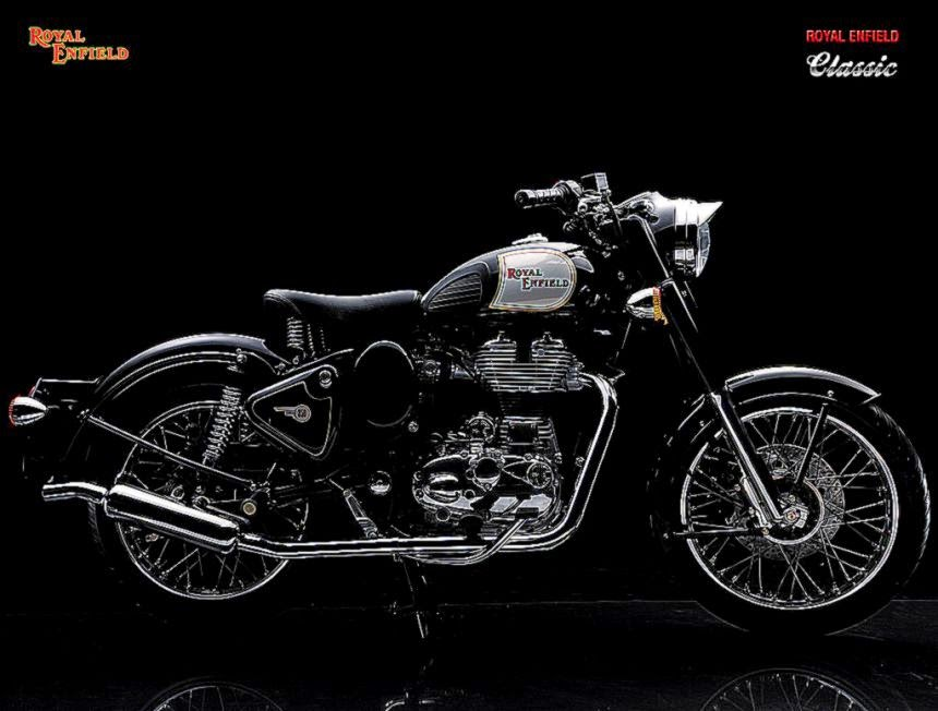 Royal Enfield Classic Wallpaper Hd