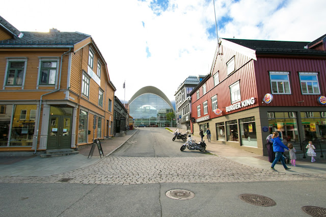 Bibliotek-Tromso