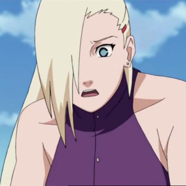 Naruto Shippuden Arts: Ino Yamanaka