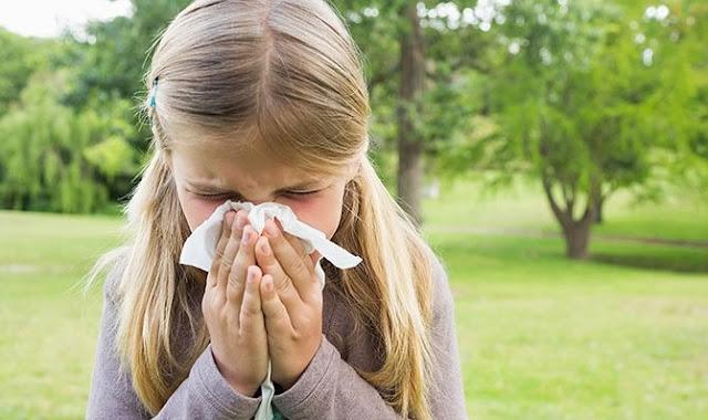 6 Jenis Alergi Pada Anak yang Harus Diwaspadai Agar Terhindar Dari Serangan Alergi