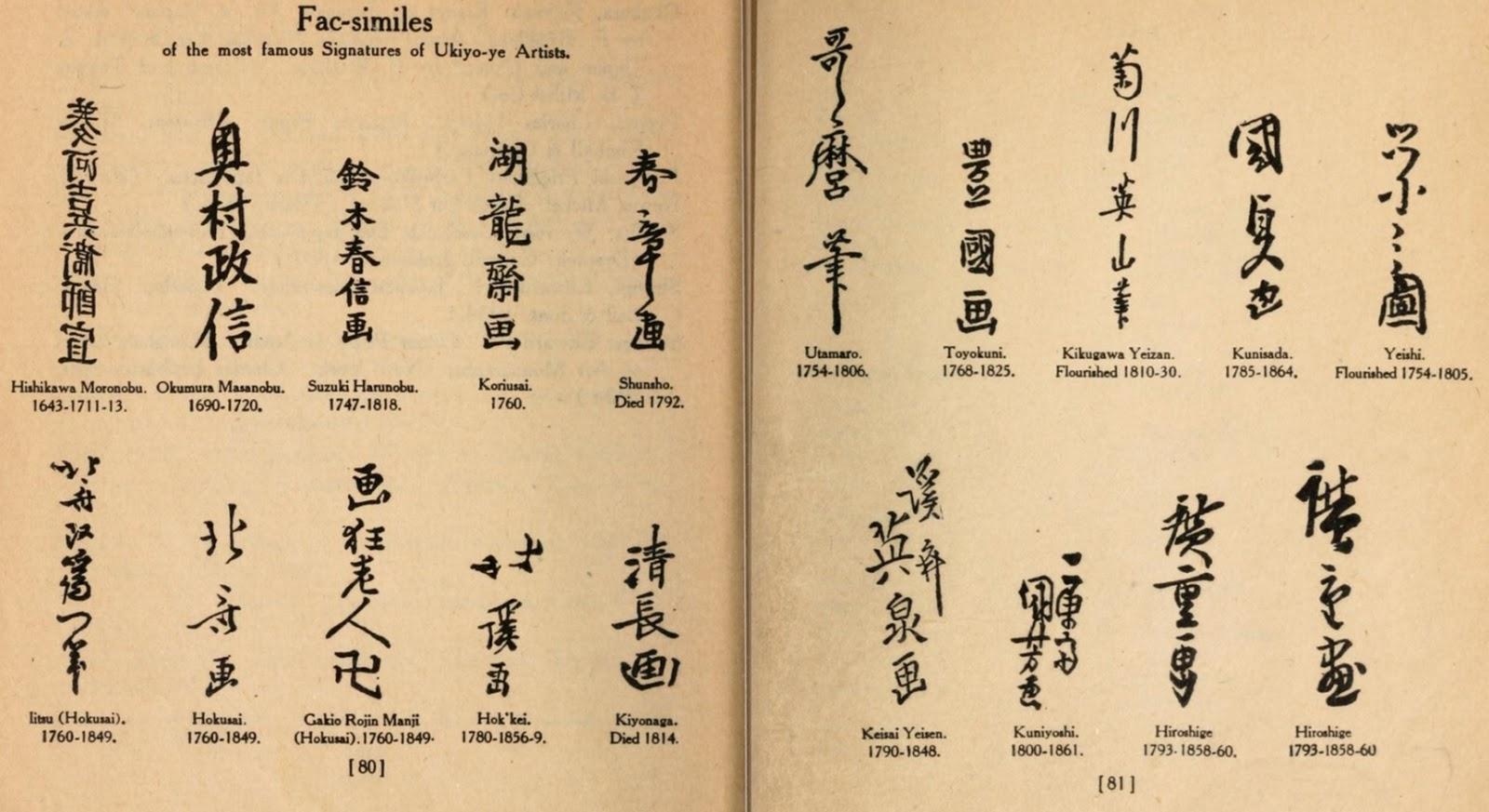 Data Deluge: Impressions of Ukiyo-ye, the school of the
