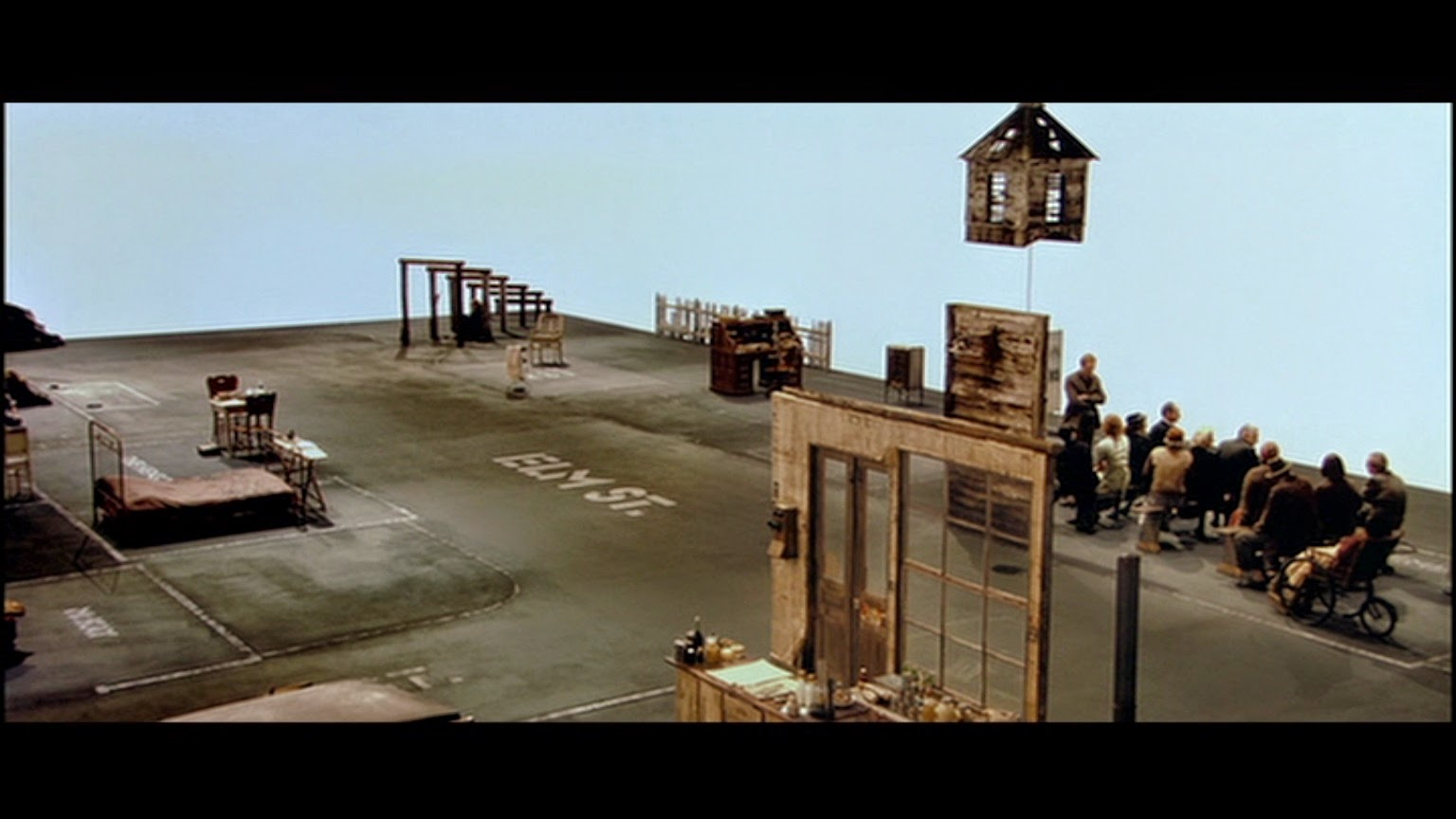 Happyotter DOGVILLE 2003