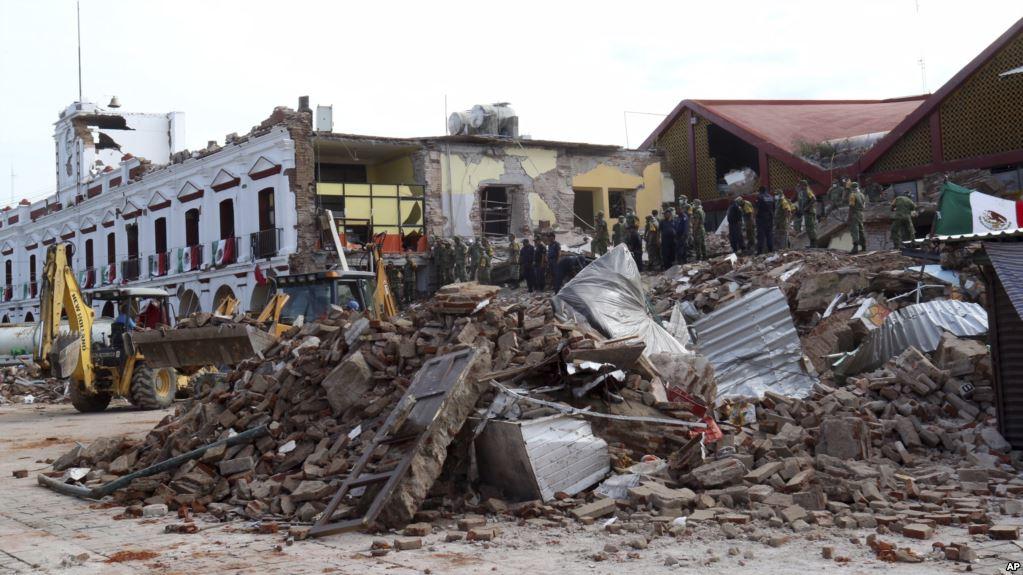 México no vivía una tragedia similar desde el siniestro de 1985