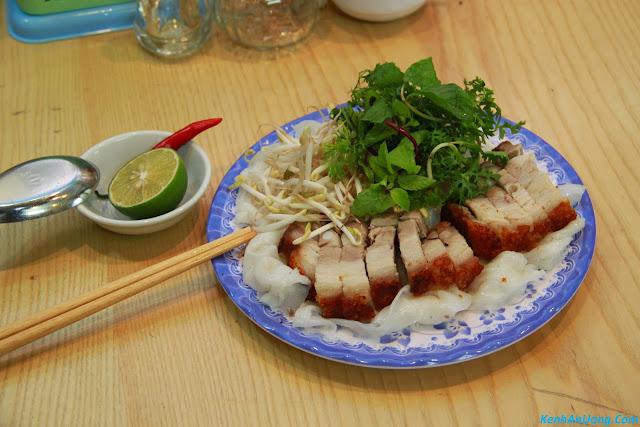 Món ăn của Quán Vỹ Dạ Huế - 438 Đội Cấn - Ba Đình - Hà Nội