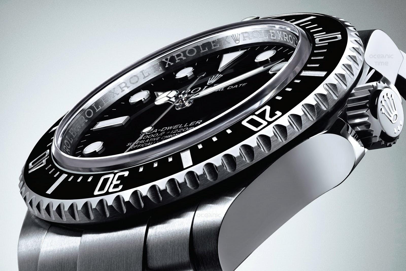 Rolex sea dweller 4000 new for Orologi thun da polso prezzi