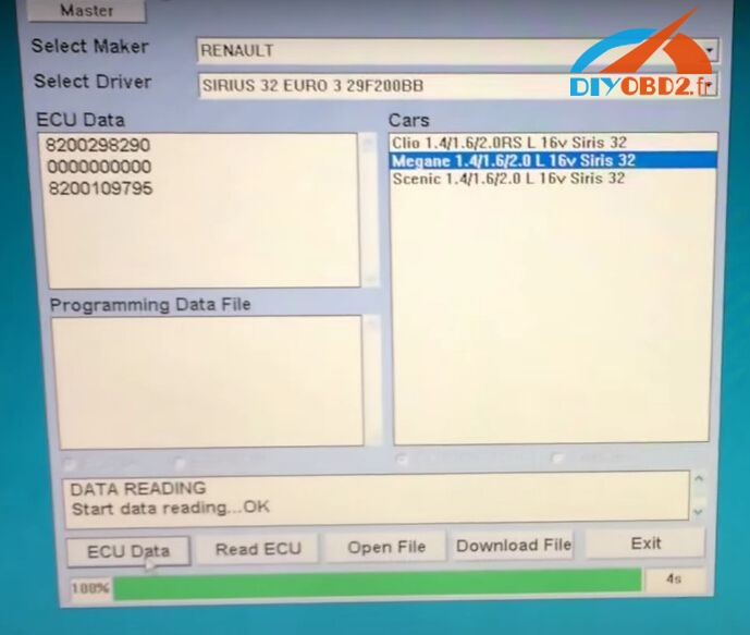 Honda HDS Key Programming avec HDS HIM diagnostic tool | vxdiag