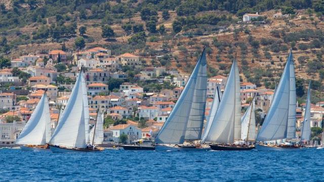 Καλύτερο από κάθε άλλη φορά το Spetses Classic Yacht Regatta 2017