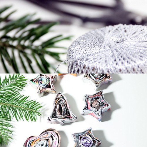 pamylotta creadienstag last minute diy f r weihnachten. Black Bedroom Furniture Sets. Home Design Ideas