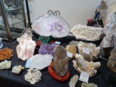 The Palomar Gem and Mineral Club Show by Stacey Kuhns