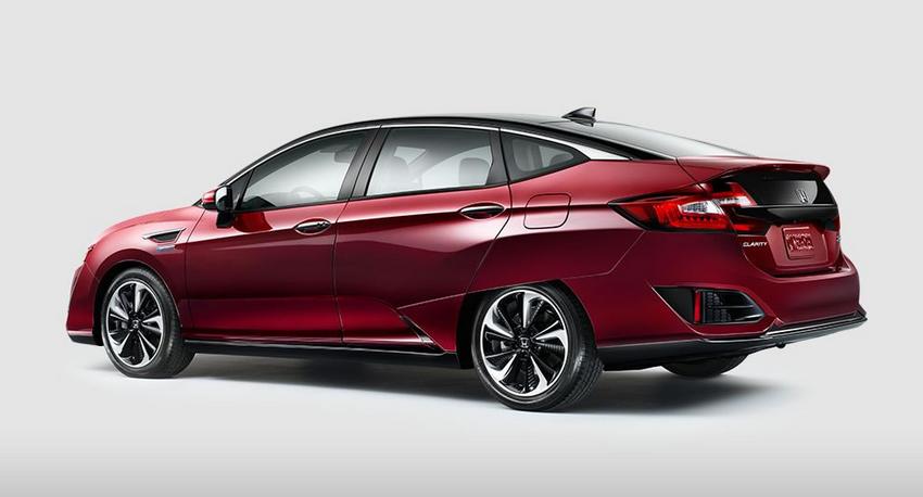 Larry H Miller Honda >> The Honda Clarity Fuel Cell Range Ratings Are In Larry H Miller