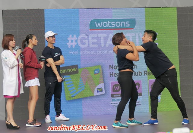 Get Active with Watsons VIP Card Now Comes With Health Club Rewards