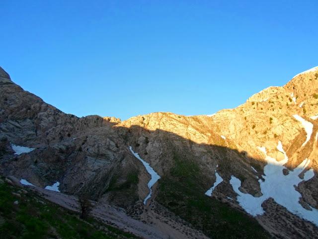 Все десять мостиков ущелья Оджук, Варзоб, горы Таджикистана - фото-обзор похода