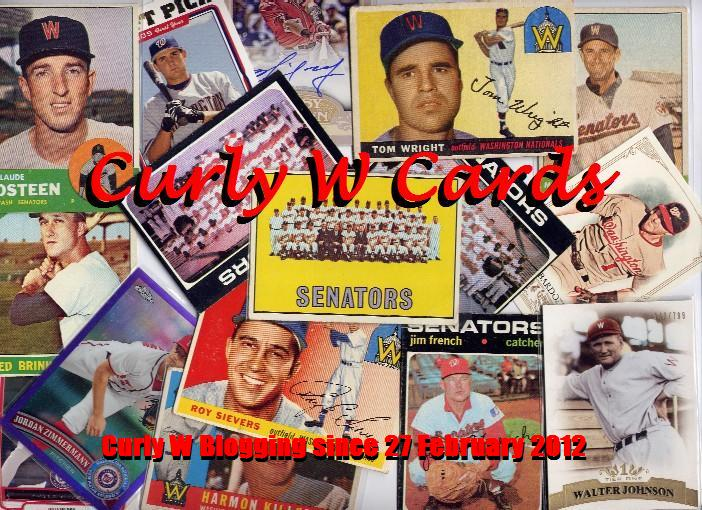 Curly W Cards