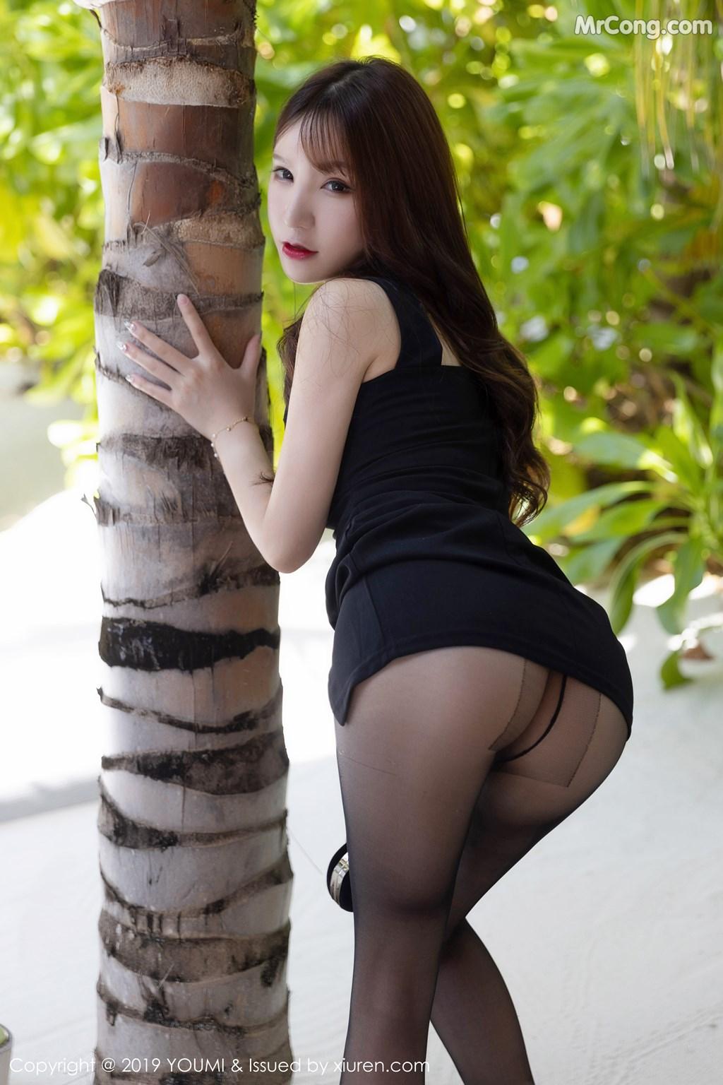 Image YouMi-Vol.389-Zhou-Yuxi-Sandy-MrCong.com-007 in post YouMi Vol.389: Zhou Yuxi (周于希Sandy) (53 ảnh)