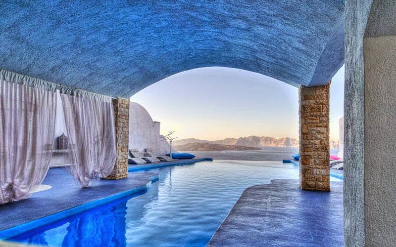4. Astarte Suits Hotel, Hellas, (Greece) - 10 Amazing Hotels You Need To Visit Before You Die