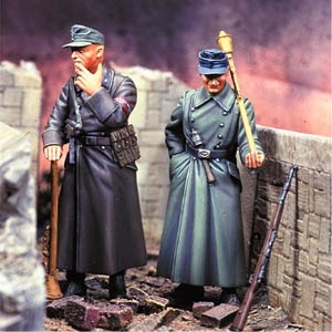 HJ and Volkssturm: German Units identified at the Battle of Berlin