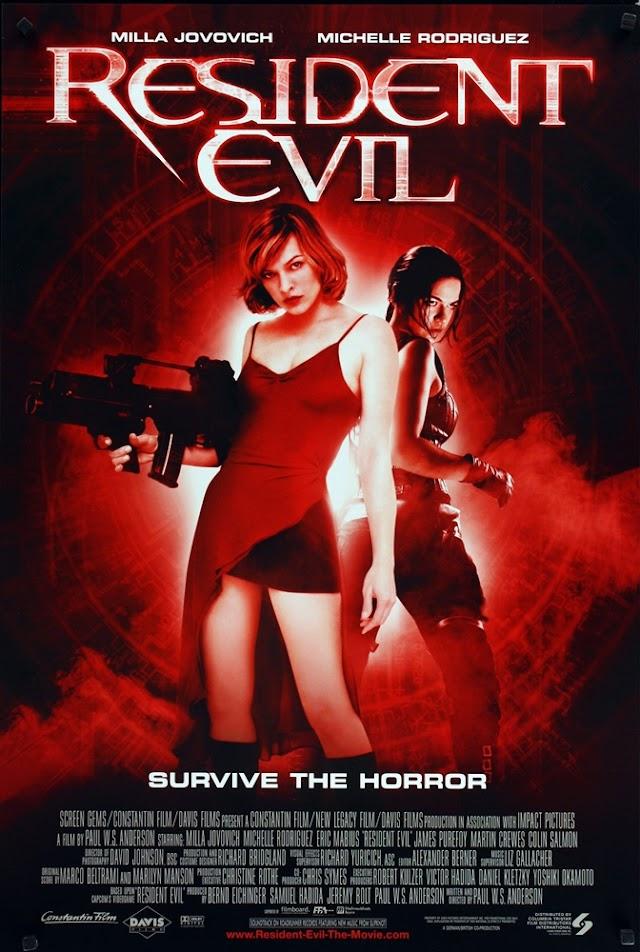 Resident Evil (Film 2002) - Experiment Fatal