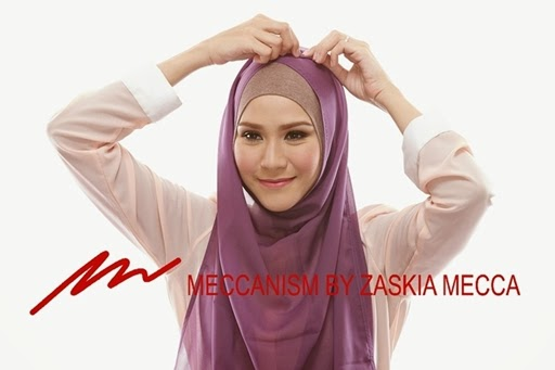 Tutorial Zaskia Adya Mecca S Hijab Style Style Whimsical