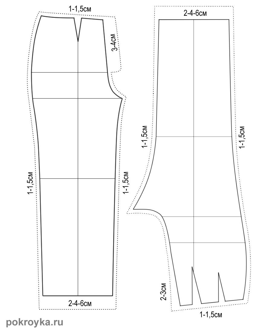 5816dfceaea97 брюки | Записи в рубрике брюки | Дневник adelaidaivi : LiveInternet ...