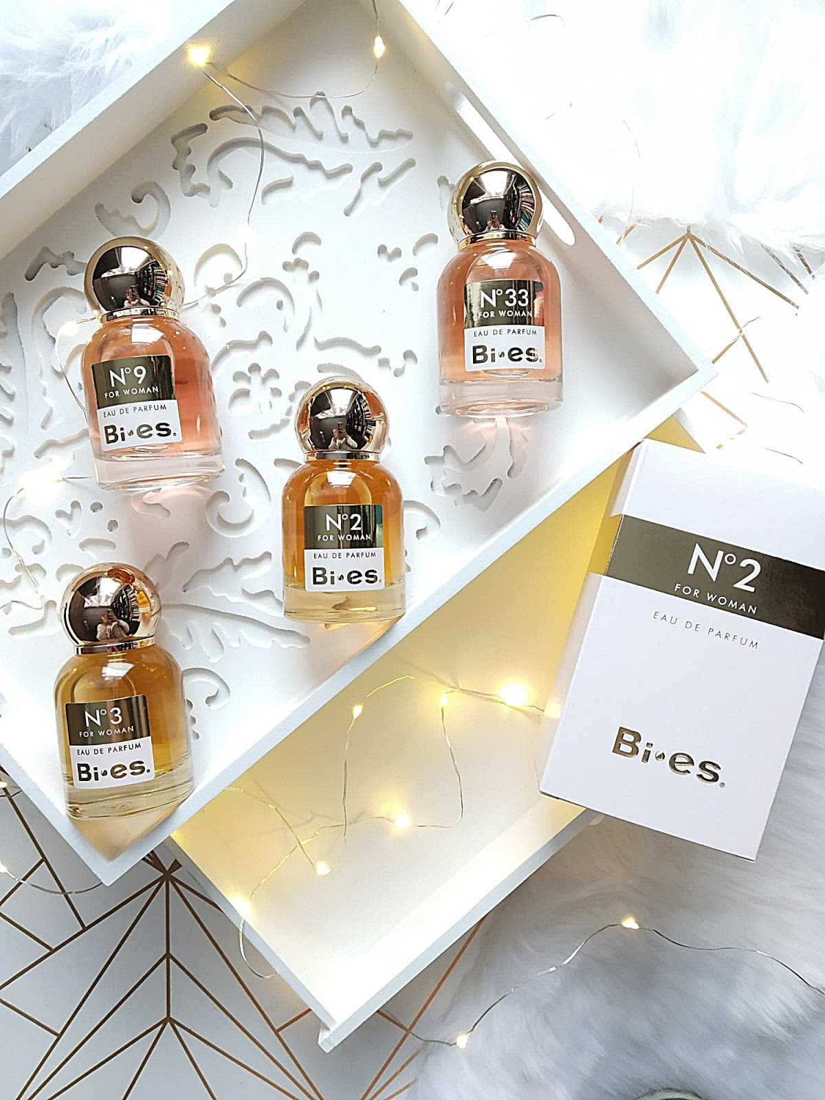 NUMBERS COLLECTION BY BI-ES