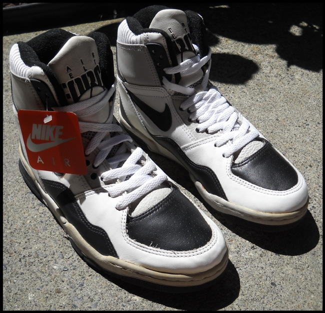 119e6858397 1989 NIKE AIR DELTA FORCE ST HIGH WH BLK-TC GY