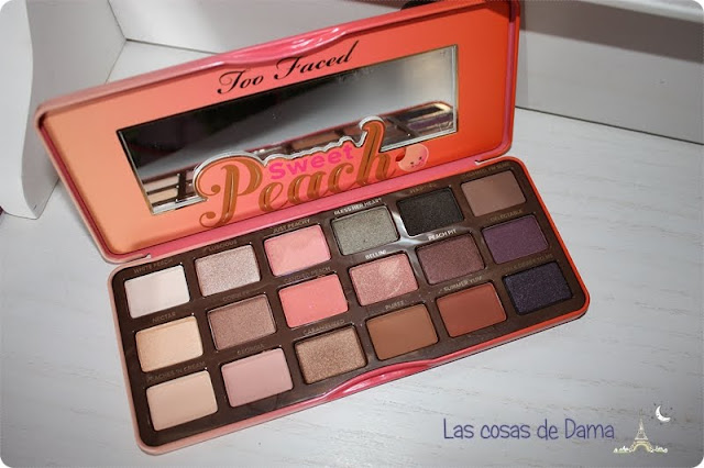 Sweet Peach Eye Shadow Palette de Too Faced