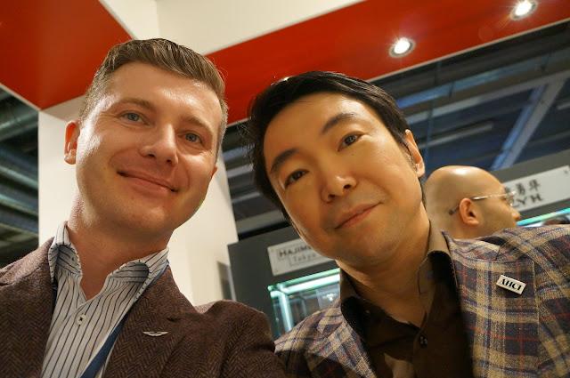 Andrei Kluska & Hajime Asaoka