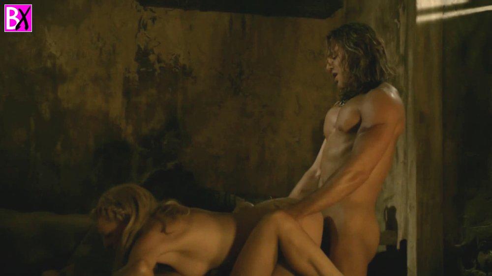 спартак сцен подборка интимных