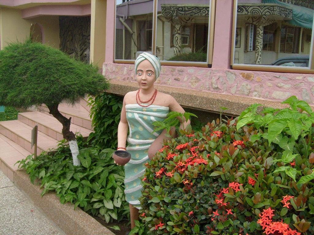 Fr  Frank's Adventure in Ghana: 2011
