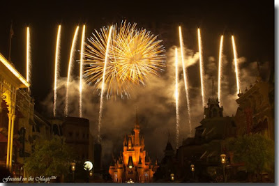 Wishes, Magic Kingdom Focused on the Magic - Tips for Capturing Wishes Fireworks