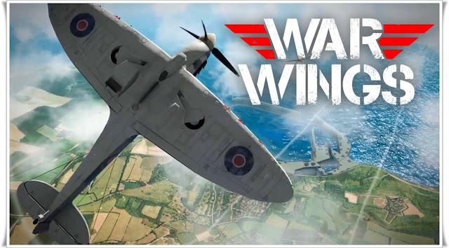 War-Wings-Mod-Apk-Logo