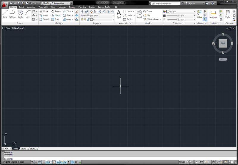 share a lesson: autocad 2012 versus sketchup version 8