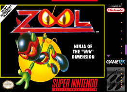 Zool - Ninja of the Nth Dimension (USA) en INGLES  descarga directa