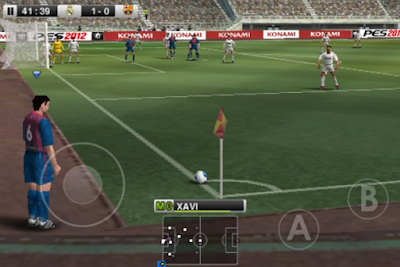 PES 2012 v1.0.5 Apk Android Free