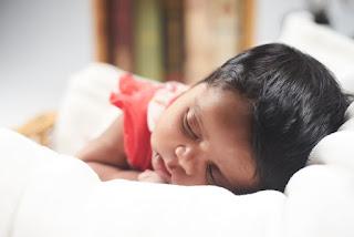 Nisha Baby Portrait