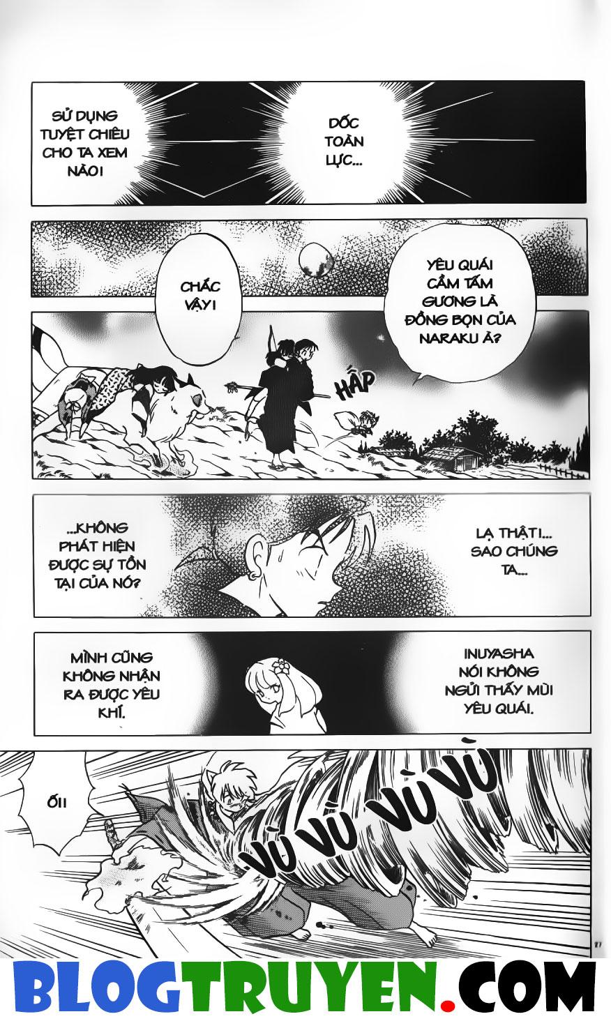 Inuyasha vol 16.2 trang 6