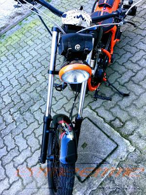 Honda Shadow - Emmeemmecar