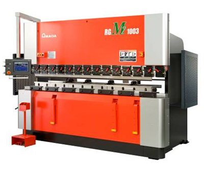 cnc bending and laser cutting machine