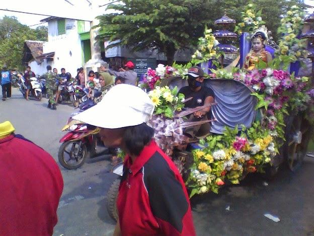 SDN Tunggulrejo Karnaval Kecamatan Singgahan Tuban 2014