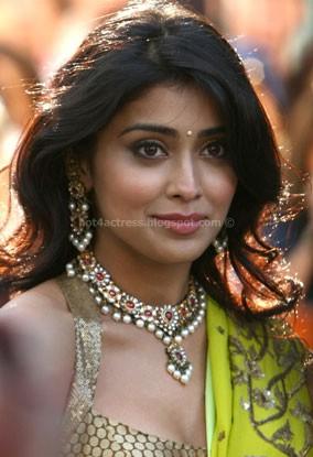 Shriya in saree sexy pics