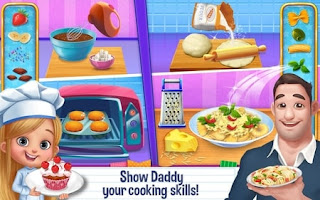 Daddy's Messy Day Apk - Free Download Android Game