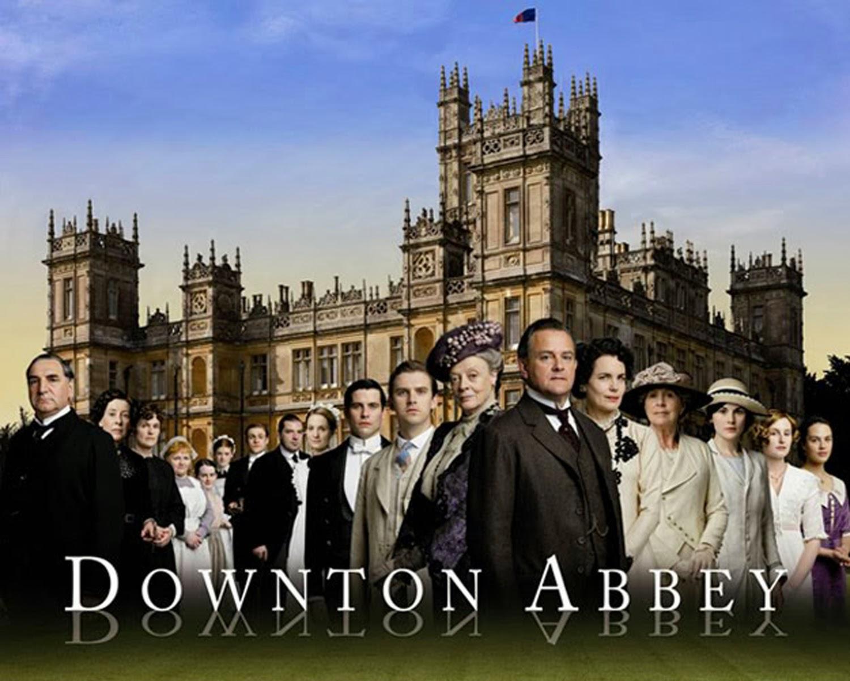 Downton Abbey, Julian Fellowes Downton Abbey